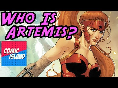 Red Hood and the Outlaws - Who Is Artemis? (Review)