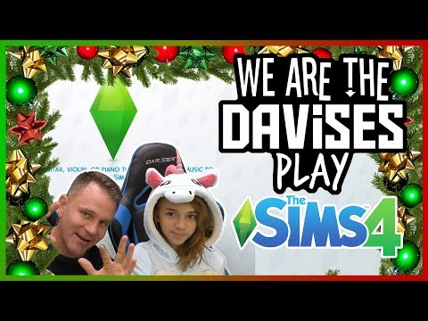 Its Christmas Eve | The SIMS 4 EP-3 | We Are The Davises Gaming