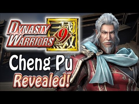 Dynasty Warriors 9 - New Character: Cheng Pu! (+ Returning Officers)