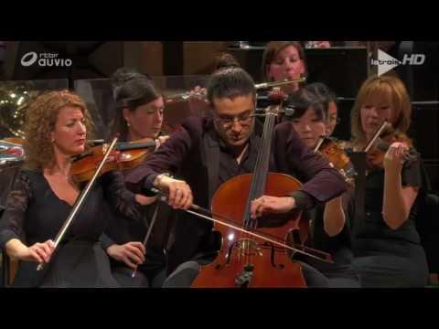 Elgar: Cello Concerto in E Minor, Op. 85, Santiago Cañón - Valencia, Antwerp Symphony & Muhai Tang