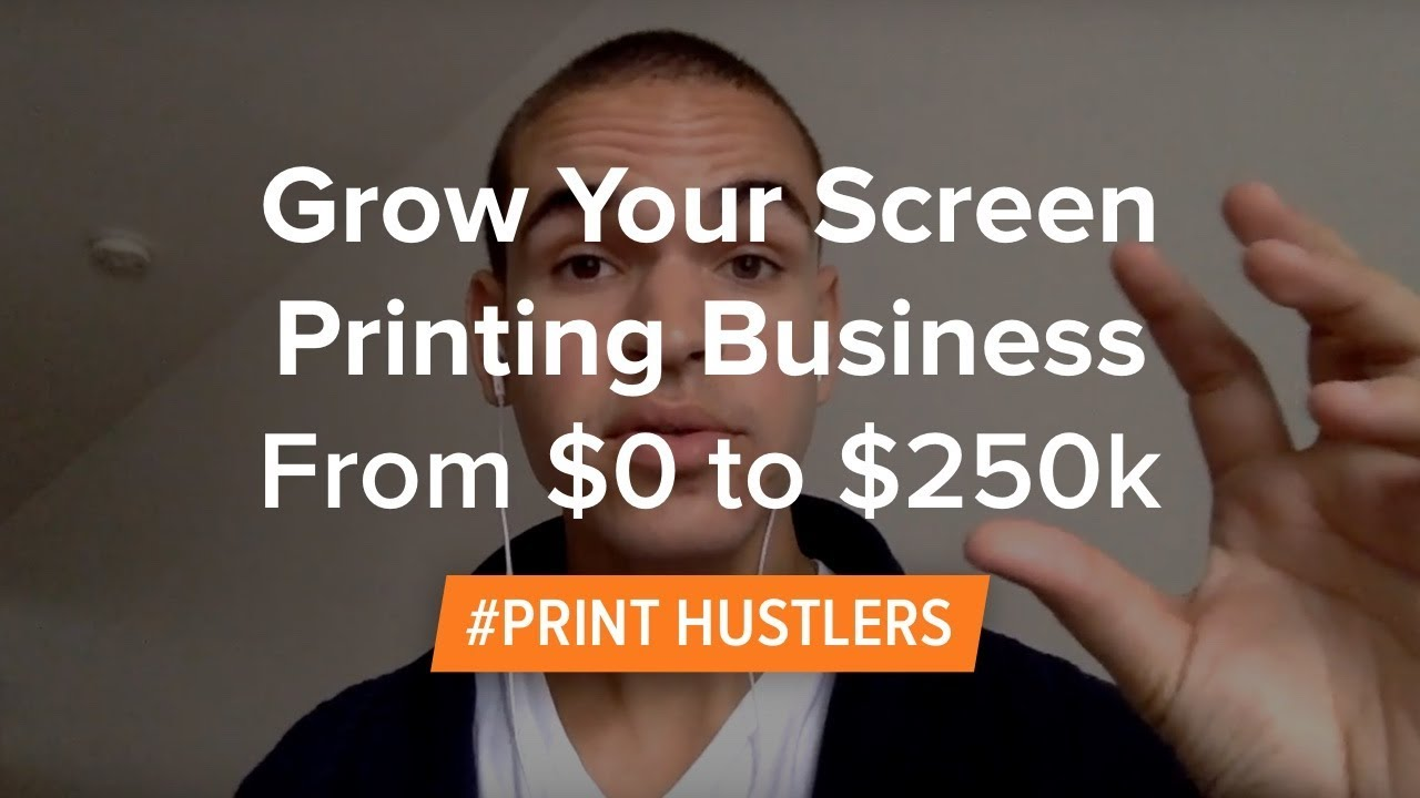 HOW TO SILKSCREEN BUSINESS SET UP EASY MONEY $$$$$$