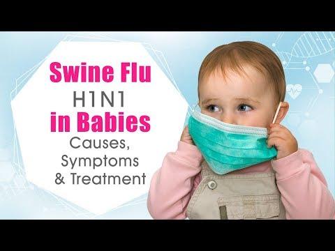 H1N1 (Swine Flu) in Babies: Reasons, Signs & Prevention