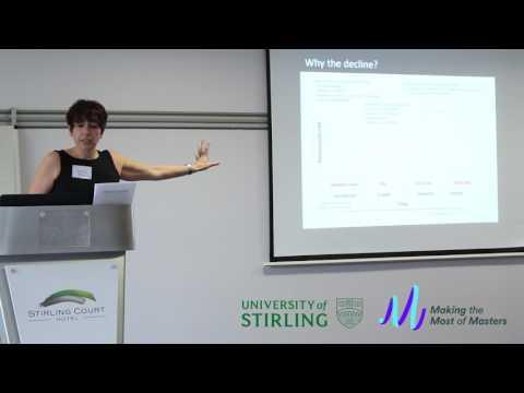 The Postgraduate Experience Project- Michelle Morgan, Kingston University