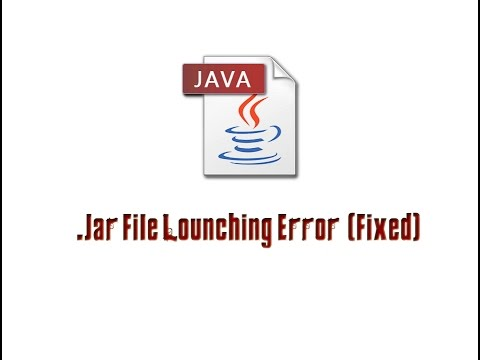 How To Open  Jar File - YT