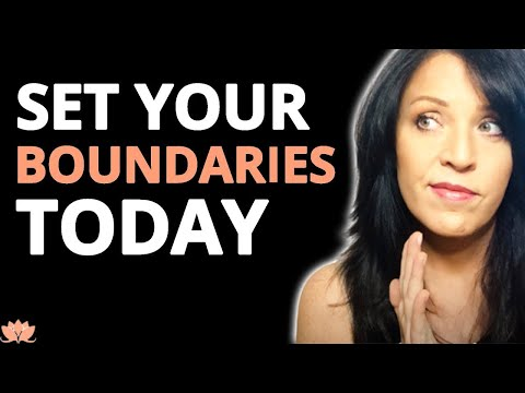 How To Set Boundaries With Narcissists and Difficult People