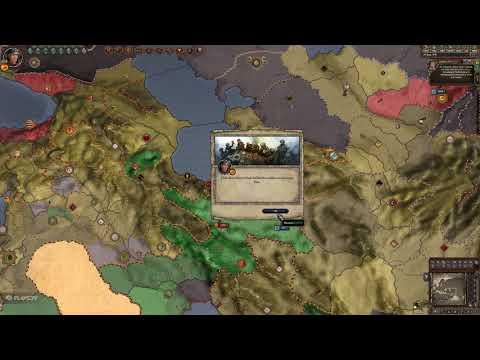CK2 Jade Dragon Chinese Invasion (emperor crushes arabian empire)