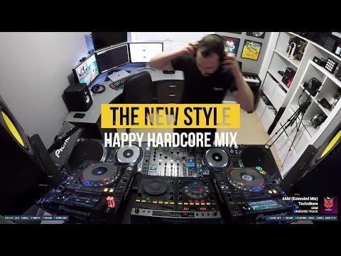 DJ Cotts - The New Style Happy Hardcore Mix