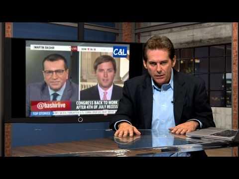MSNBC Correspondent Defending The Rich? (TJDS EP 5)