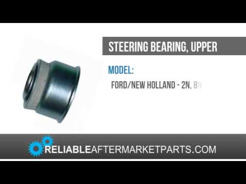 8N3517 Steering Column Upper Bearing Made for Ford Tractor 2N 8N 9N C5NN3N716A
