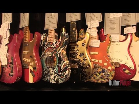 Quick Look at Fender Music Corp. [NAMM 2014]