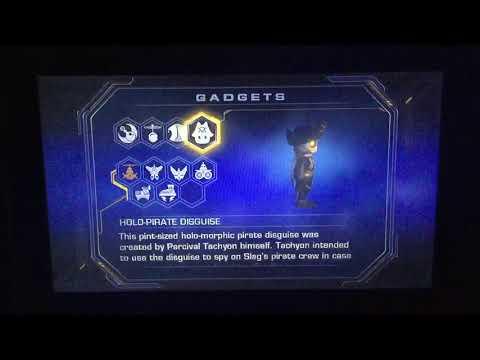 Ratchet & Clank Future: Tools of Destruction Part 97: Planet Ardolis ( Gold Bolt Search ) C.M.