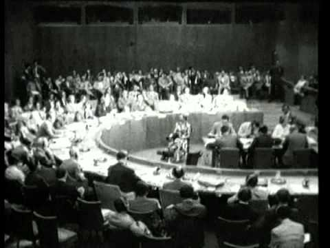 United Nations & Korean Conflict