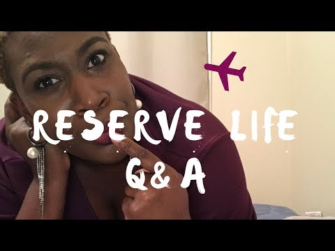 Reserve Life Questions and Answers!