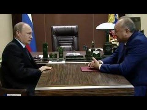Путин отправил в отставку камчатского губернатора