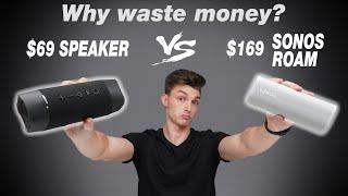 $69 Generic Speaker VS $169 So…