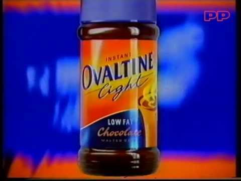Advert - Ovaltine Light - 1995