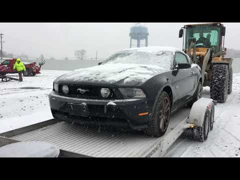 2011 Coyote Mustang GT Found Donated at Copart Auction!
