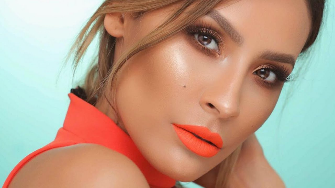 Easy Summer Wedding Makeup : EASY SUMMER MAKEUP LOOK DESI PERKINS - YouTube