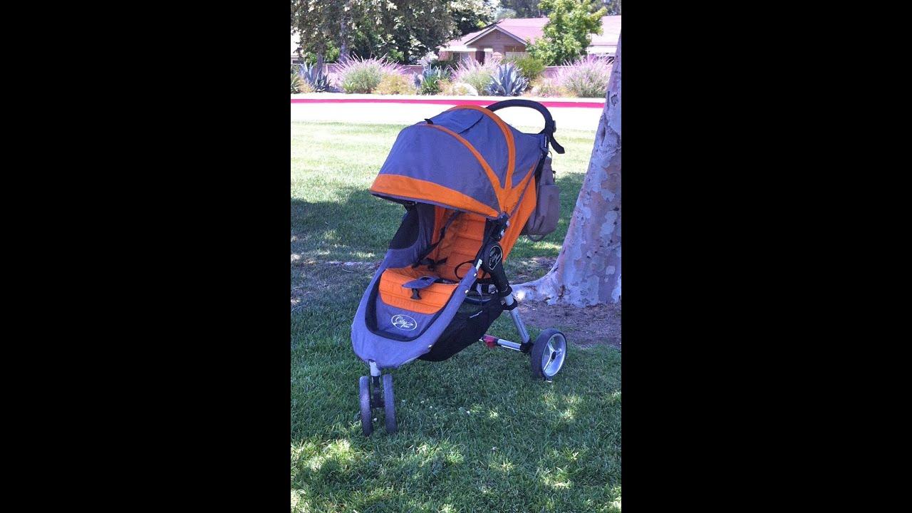 Baby Jogger City Mini Review - YouTube