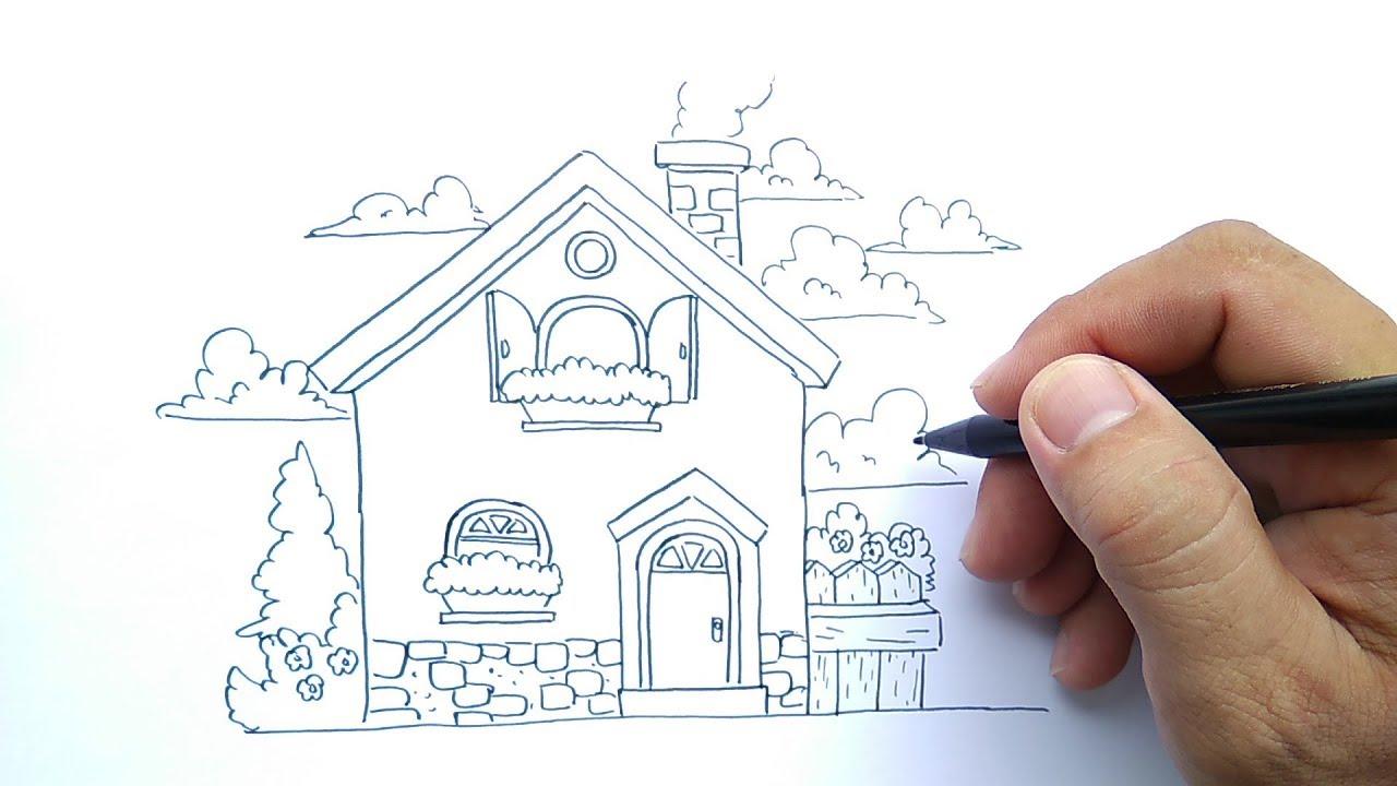 Belajar Menggambar Rumah Rumahan Untuk Anak Cara – Cuitan Dokter