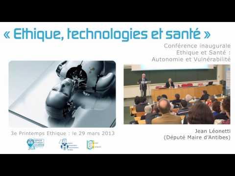 """3e Printemps Éthique : """"Éthique, technologies et santé"""" (2)"""