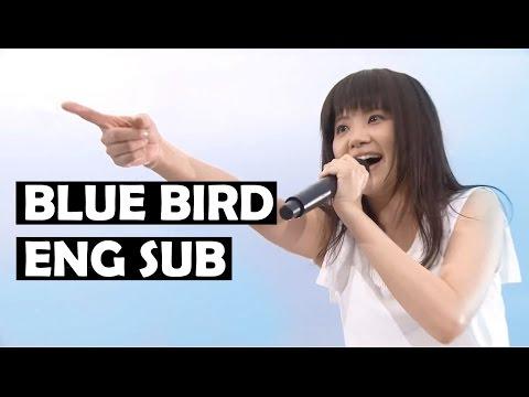 Ikimo Gakari   Blue Bird Eng Sub LIve 2016 Jimoto de Show
