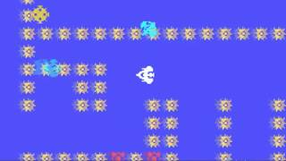 Space Maze Attack Japan MSX Gameplay video Snapshot