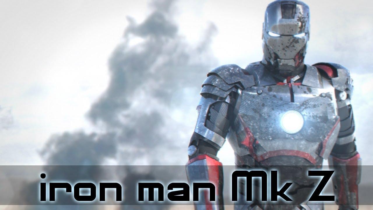 Iron Man Mk Z Hd