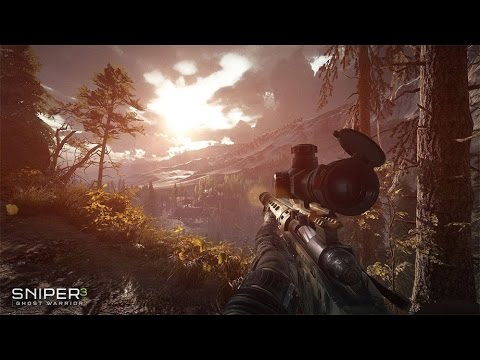 Sniper Ghost Warrior 3 Official Gameplay Trailer PC/PS4/XBOX ONE /January 2017