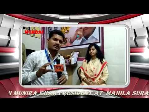Interview With - Haji Mastan Munira Khan Mumbai