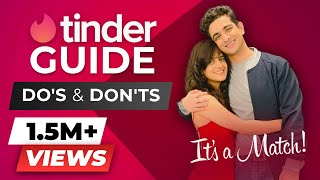 ULTIMATE GUIDE to TINDER - Do's & Don'ts | Tinder Tips | BeerBiceps Dating Advice