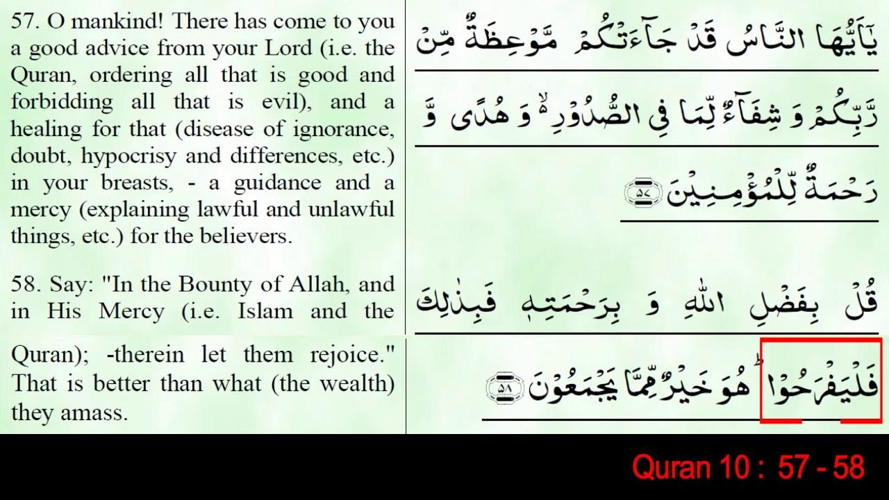 6  Celebration of two Eid and Miracle of Quran-- Khurshid Imam(English  Audio)
