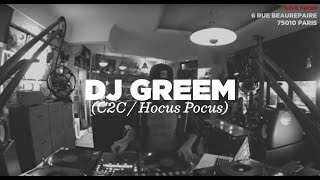 DJ Greem (C2C / Hocus Pocus) ? DJ Set ? LeMellotron.com