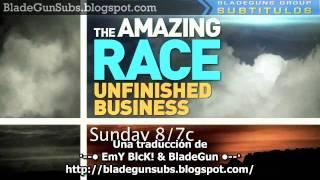 The Amazing Race 18 - Season Finale Preview  (Español)