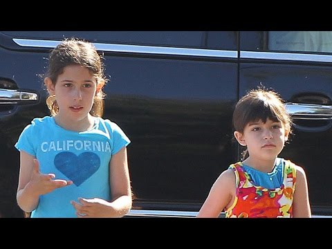 Adam Sandler and Jackie Sandler's Daughters