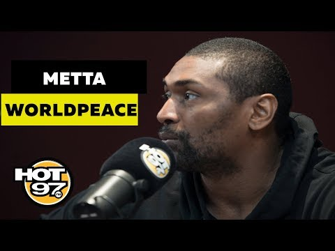 Metta World Peace On Malice at the Palace, Drake, Magic Johnson, & Regrets As A Player