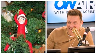 Elf On The Shelf: When Should Parents Start? | On Air With Ryan Seacrest