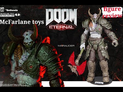 Mcfarlane Toys 7 Inch Adult Collectible Doom Eternal Maraudar