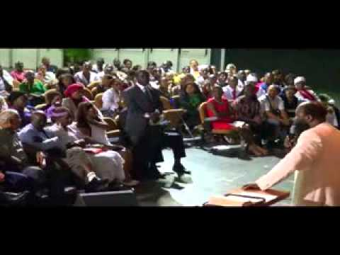 French Guiana Conference Part 2 - The Prophet Of The LORD