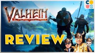 게임 검토 | Valheim-생존의 새로운 물결 | 플래그 Su Original
