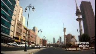 Friday Drive Kuwait City