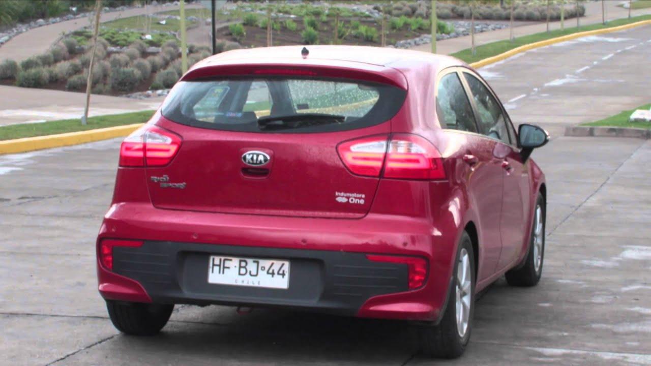 Test Drive Kia Rio5 en Chile Más info en