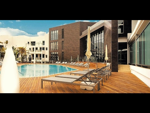 Hotel design r2 bahia playa hiszpania fuerteventura youtube for Youtube design hotels