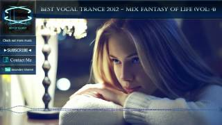 Best Vocal Trance 2012 ♫ Vol: 4 ♫