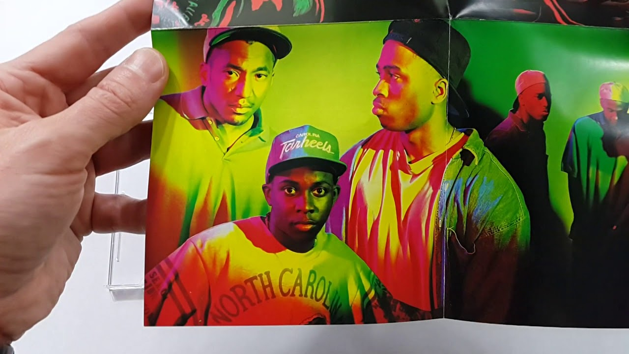 """Unboxing: A TRIBE CALLED QUEST """"THE LOW END THEORY"""""""