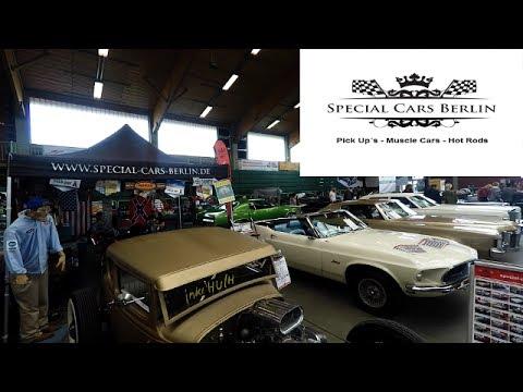 Special Cars Berlin @ Die Oldtimer Show Berlin 2017