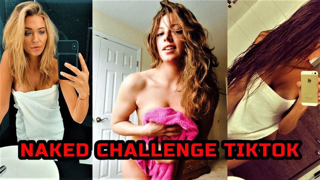 Walk out Naked while your boyfriend is playing games challenge tik tok trend | walk nude challenge