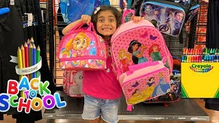 Back To School Shopping for School Supplies!!