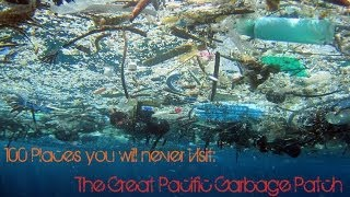ASMR ~ 100 Places you will Never Visit ~The Great Pacific Garbage Patch - Ear to Ear Whispering