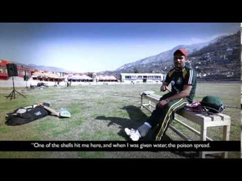 Pakistan: disabled cricketers compete against the Pakistan Cricket Board in Muzaffarabad